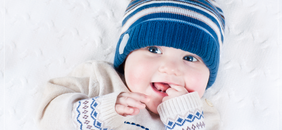 Proteja seu bebê da Gripe