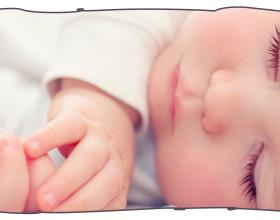 Como fazer o bebê dormir a noite toda!