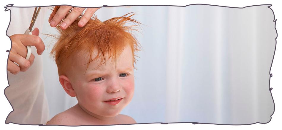 Primeiro corte de cabelo, quando fazer?
