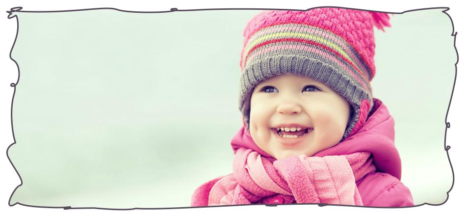 Cuidados com os pequenos no Inverno.