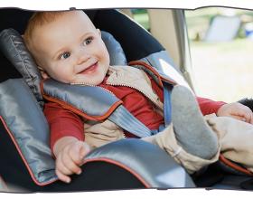 Cuidados na hora de viajar com seu bebê.