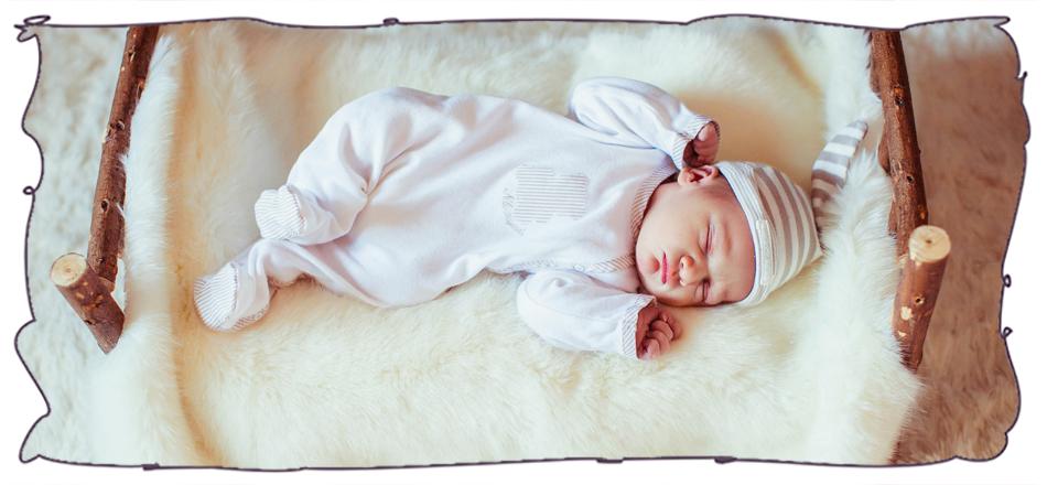 Dicas de fotos para recordar o crescimento do bebê